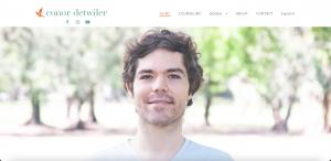 Conor Detwiler Website